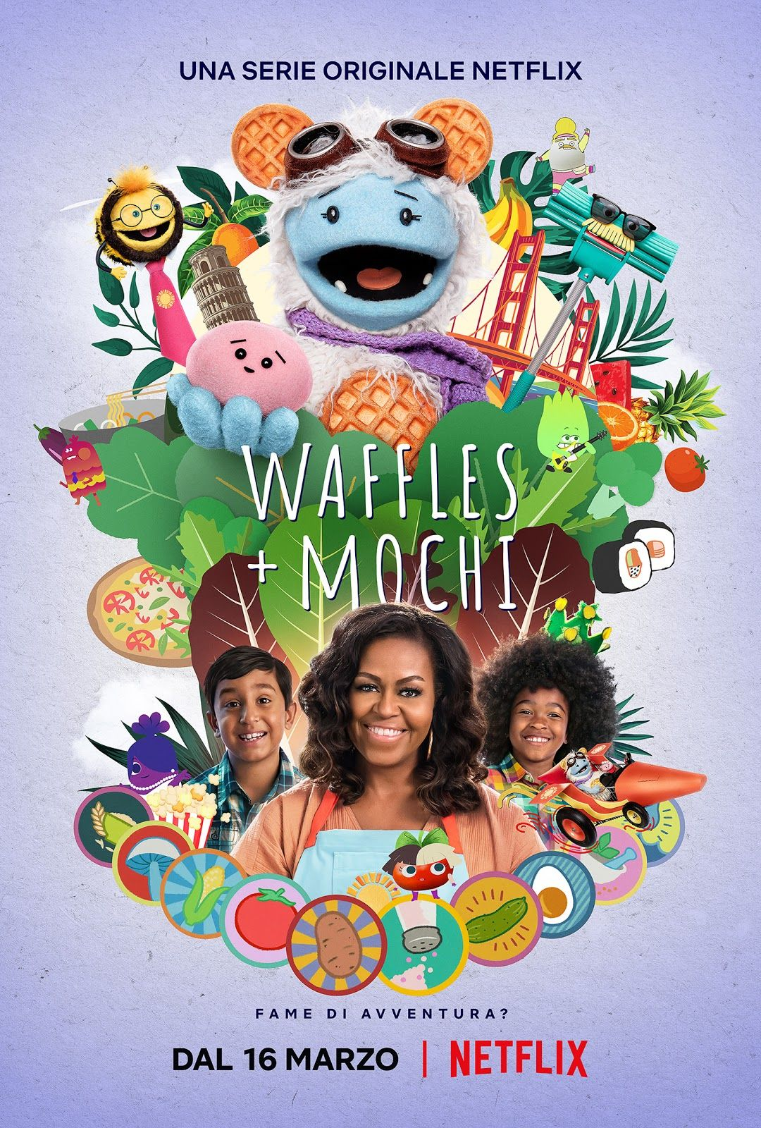 Waffles + Mochi su Netflix: uscita, trama e dichiarazioni