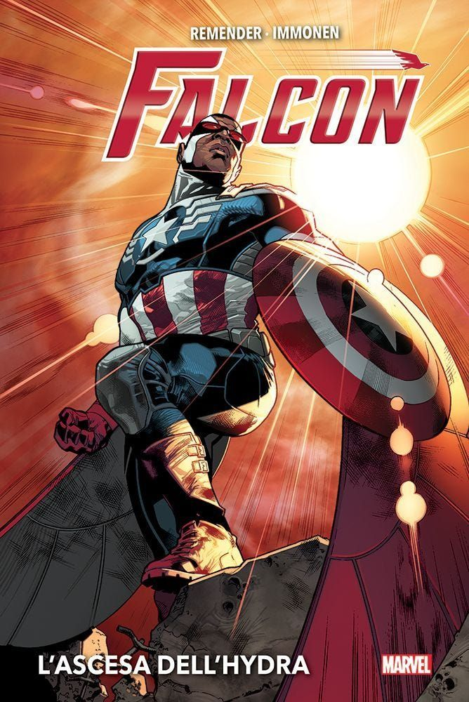 Panini Comics presenta Falcon and Winter Soldier: uscita e prezzo dei fumetti