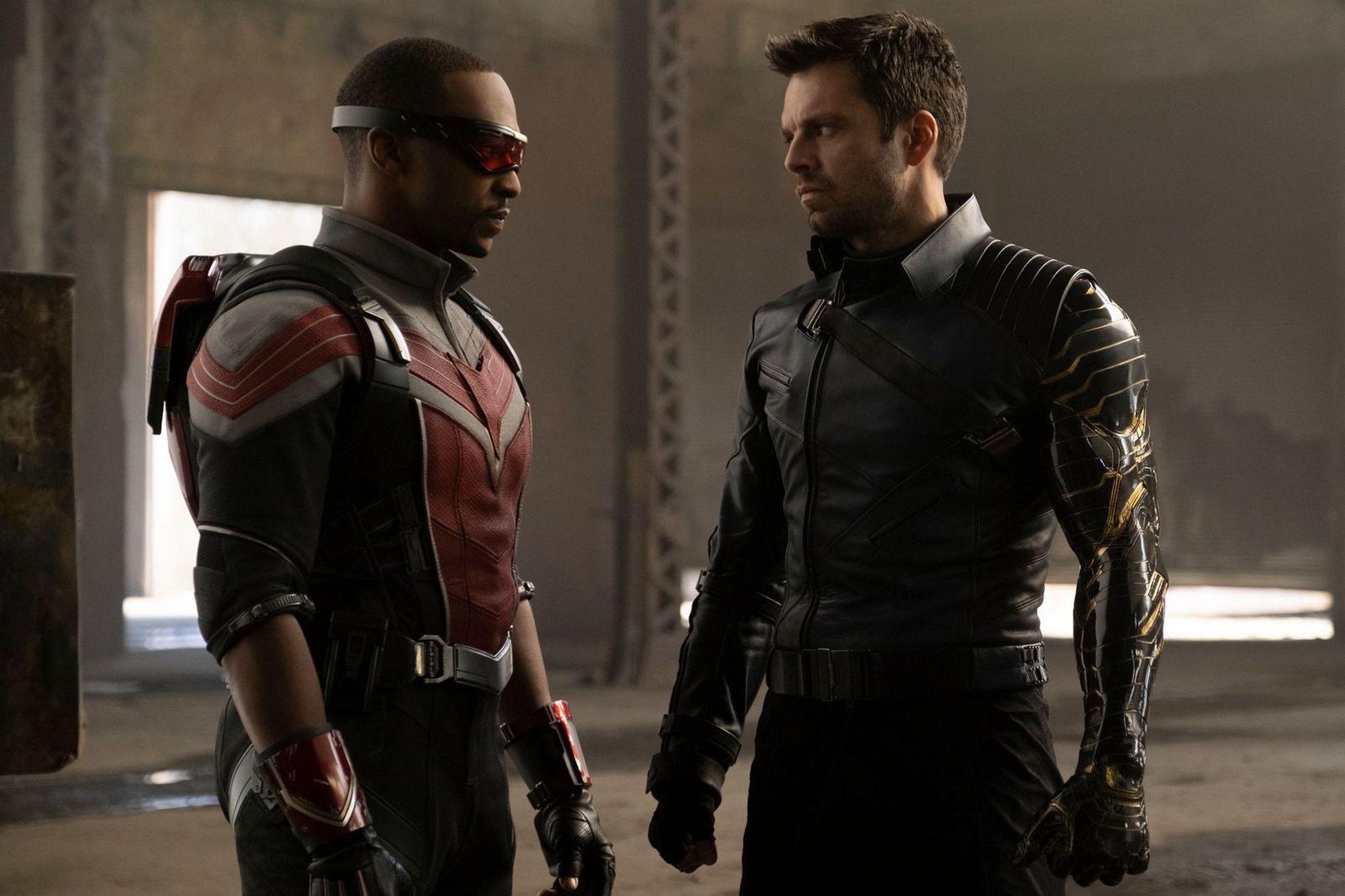 Quali personaggi del MCU compariranno in The Falcon and the Winter Soldier