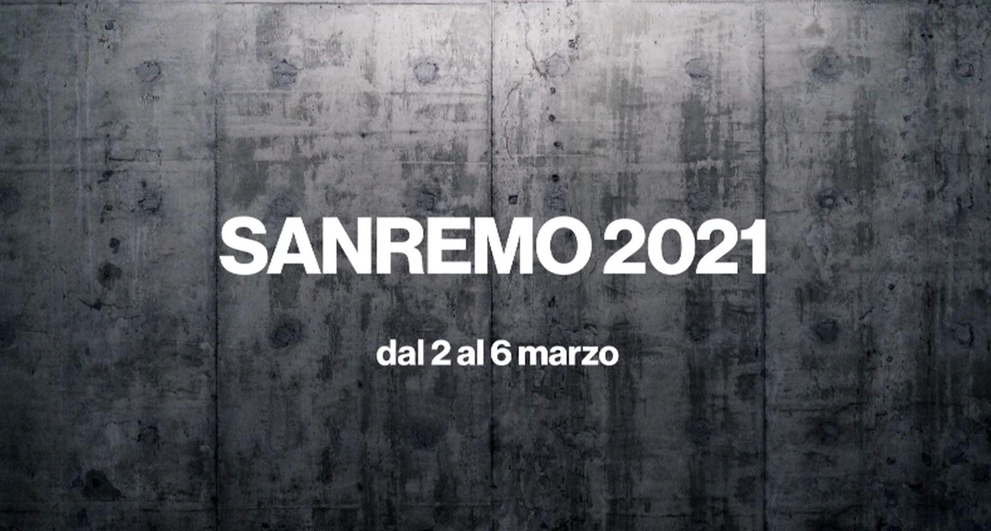 Scaletta della prima serata del festival di Sanremo 2021