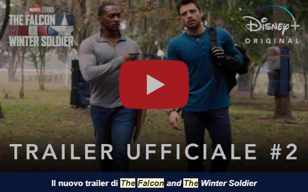 Cast di The Falcon and the Winter Soldier