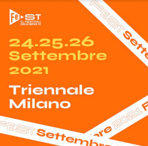 Fest - Il Festival delle Serie Tv 2021: date, biglietti e programma