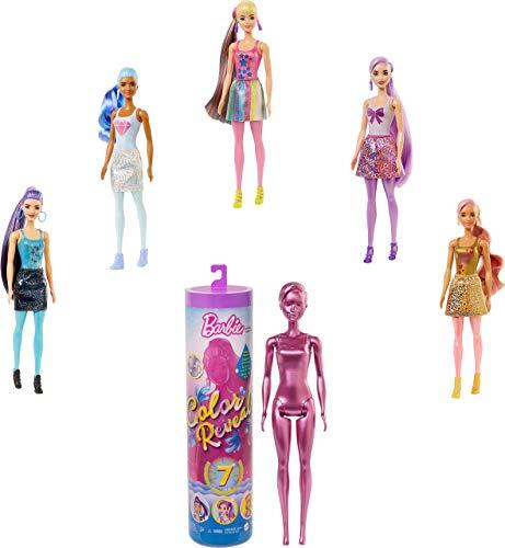 Barbie Color Reveal (Serie Metallic)