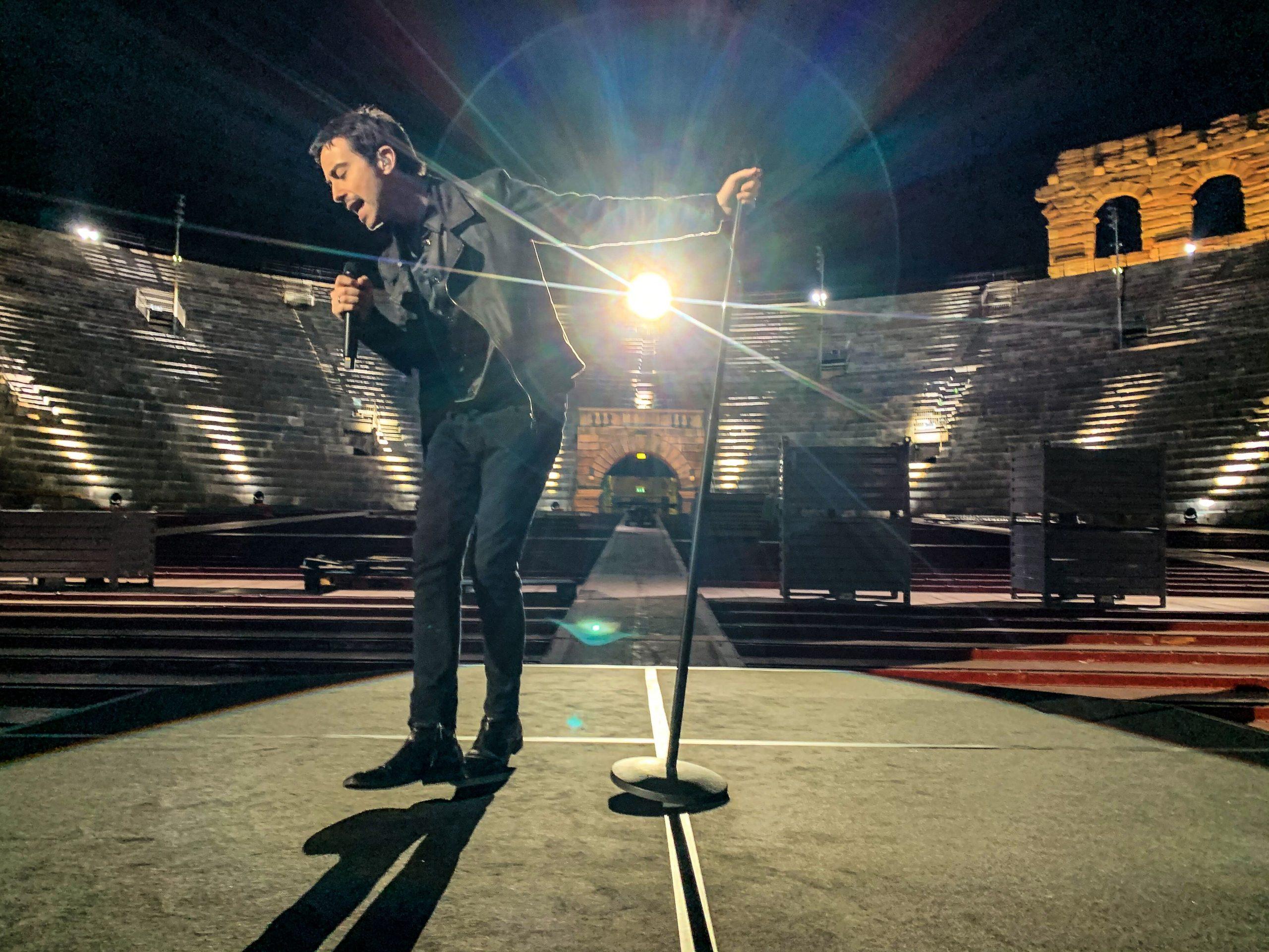 Concerto Diodato all'Arena di Verona: data, biglietti e come arrivare