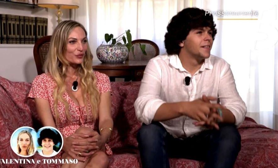 Temptation Island 2021: Valentina e Tommaso