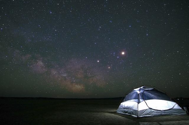 Vacanze in campeggio, 10 consigli per organizzarle al meglio