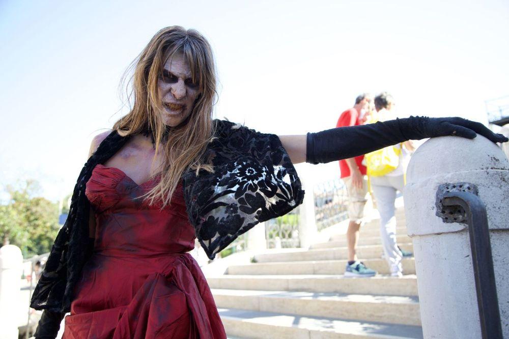 Venezia 78: invasione zombie di The Walking Dead