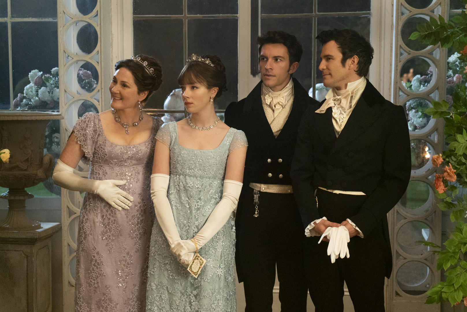 Bridgerton: le prime immagini della seconda stagione