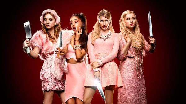 serie tv come Scream Queens