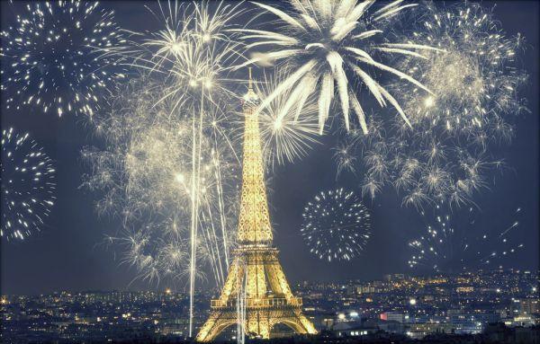 capodanno a Parigi 2017
