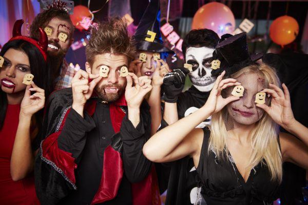 cosa fare ad halloween: festa a tema