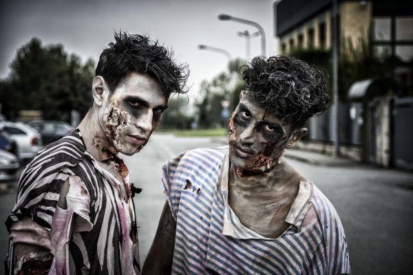 cosa fare ad halloween: la zombie walking