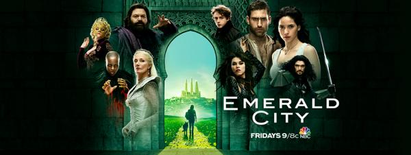 emerald city serie tv per ragazze