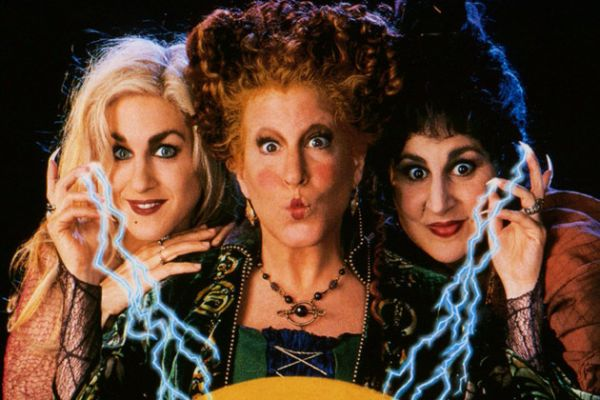 Film per Halloween sulle streghe