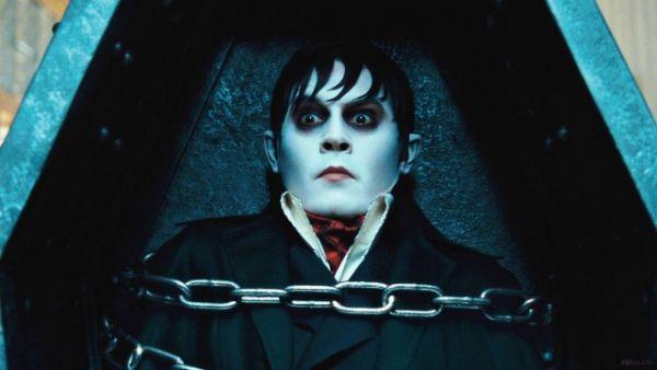 Film di Halloween di Tim Burton