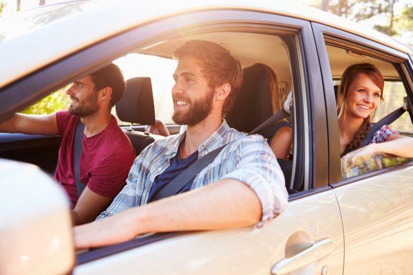 Guida senza cintura di sicurezza: quanti punti si perdono?