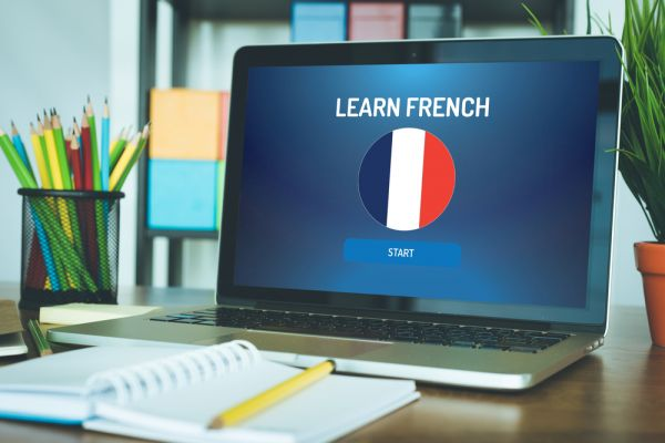 esame terza media francese lettera