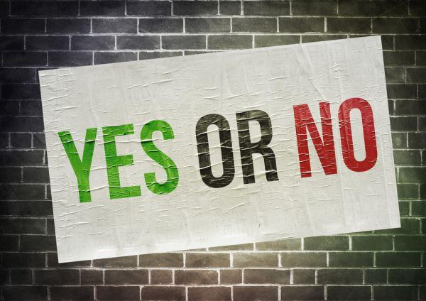 referendum significato e tipologie