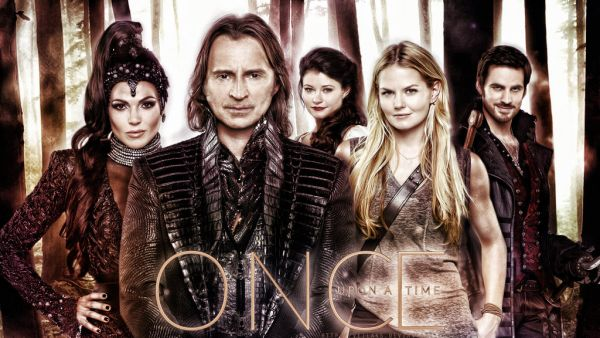 Serie TV come Once upon a time
