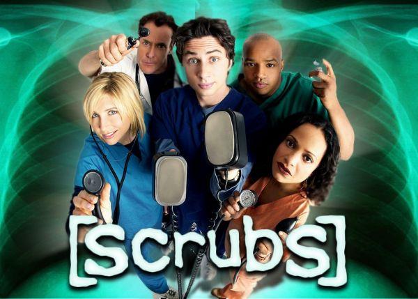 serie tv tipo scrubs
