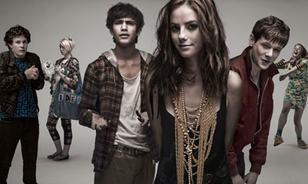 Serie TV tipo Skins