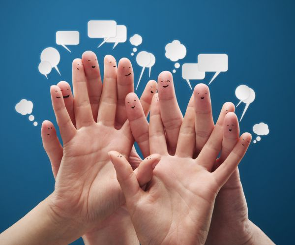 scaletta tema social network