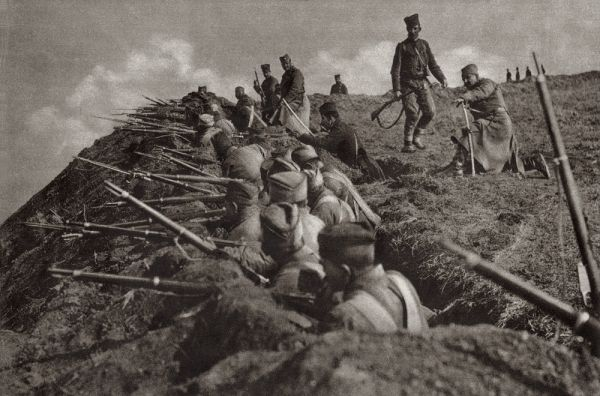 tema storico prima guerra mondiale
