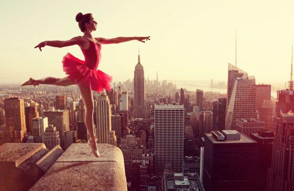 tesina terza media sulla danza