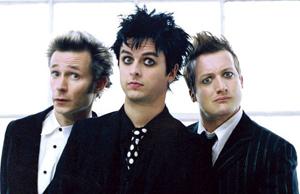 Green Day trio