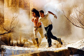 Shia e Megan Transformers 2
