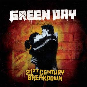 Green Day 21th Century Breakdown