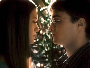 Harry e Ginny Half-Blood