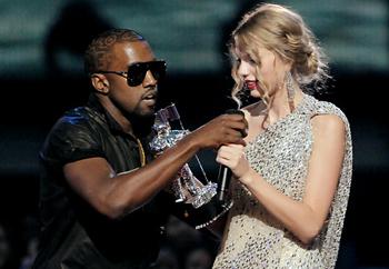 Kanye West VMA 2009
