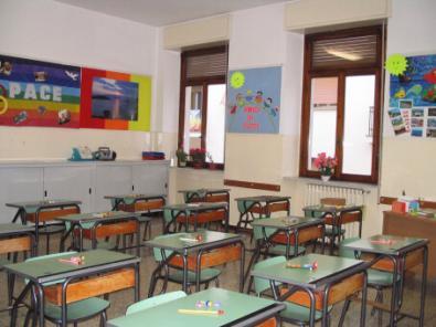 Scuola assenti