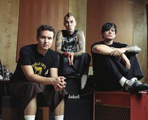 I Blink 182 negli anni del successo