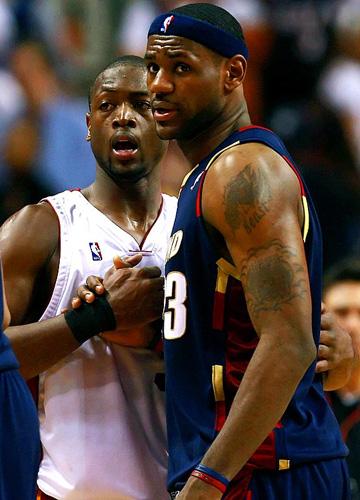 Wade e James