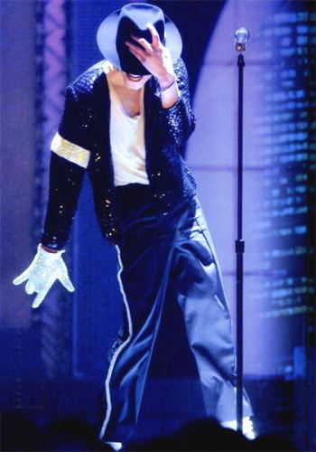 L'inconfondibile stile di Michael Jackson