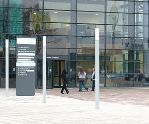 Il Royal Derby Hospital