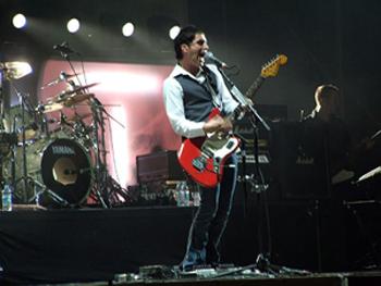 Brian on Stage Torino