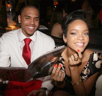 Chris Brown e Rihanna sorridono: li vedremo ancora insieme e felici?....