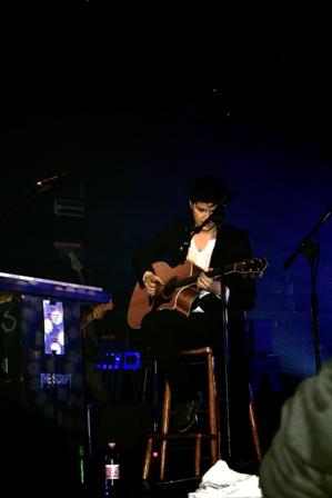 Il cantante Danny O'Donoughe