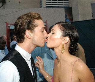 Bacio tra Shia LaBoeuf e Megan Fox