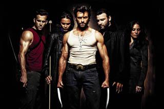 """Il cast di """"X-Men le origini: Wolverine"""""""