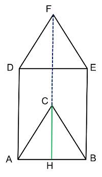 Prisma retto e altezza